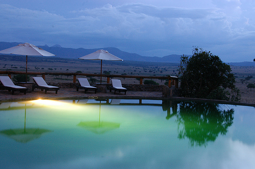 Kidepo Valley National Park lodge