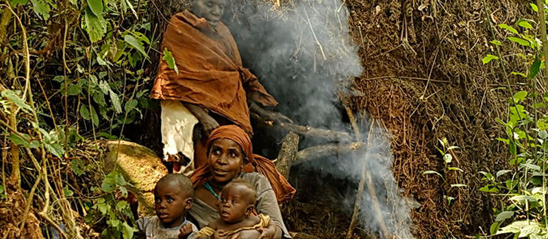 Batwa community - 3 Days Golden Monkey Batwa Safaris