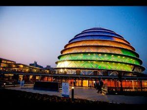 Kigali Convention Centre - Kigale city Rwanda