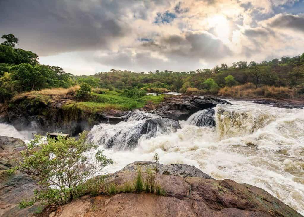 Top of the Falls - 2 Days Murchison Falls Safari tour