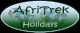 AfriTrek Gorilla Trekking Logo