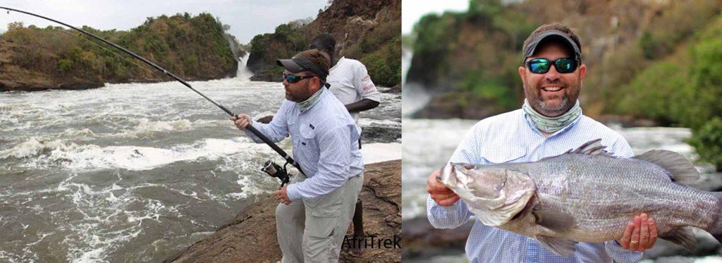Murchison Falls - Sport Fishing Safaris in Uganda